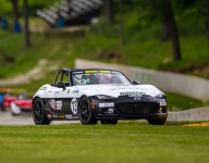 Noaker storms to Global Mazda MX-5 Cup pole at Road America