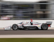 Power leads Indy GP practice