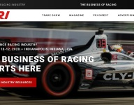PRI launches revamped PerformanceRacing.com