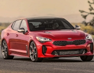 SportsCar magazine test drive: Kia Stinger GT