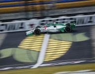 Herta tops opening Iowa IndyCar practice