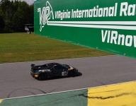 Cooper wins again at VIR; Dinan joins the sweeps with Am wins