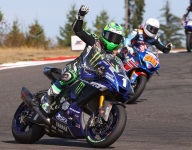 Beaubier takes ninth Superbike win at The Ridge
