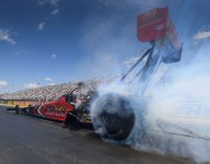 Capps, Torrence, Coughlin Jr and Sampey claim Indy NHRA wins