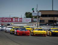 Trans Am West continuing action tradition in Sonoma return