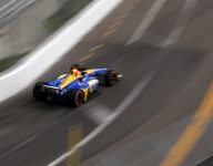 IndyCar closing in on downtown Nashville street race