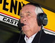 No Roger Penske in pit lane for Indy 500
