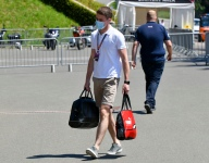 Di Resta on standby for McLaren at Silverstone