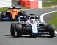 Russell hit with five-place grid penalty