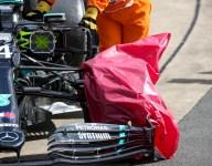 Pirelli suspects debris led to Silverstone tire failures