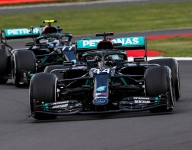 No change of approach for Mercedes drivers despite Silverstone problems