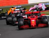 Leclerc credits Haas for making lucky podium possible