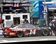 Bowyer crew chief suspended after New Hampshire