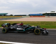 Hamilton back on top in second Silverstone F1 practice