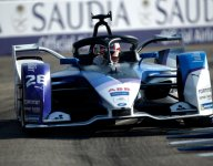 Guenther bests Frijns for narrow victory in Berlin E-Prix Round 8