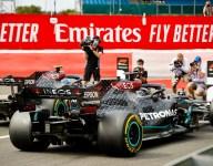 Bottas feels he found bigger gains from last week than Hamilton