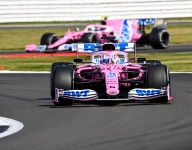 Racing Point reprimanded over brake ducts