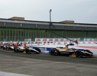 Vergne wins Sunday Berlin E-Prix, da Costa clinches title