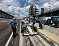 Fast refresher for Alonso at Indy