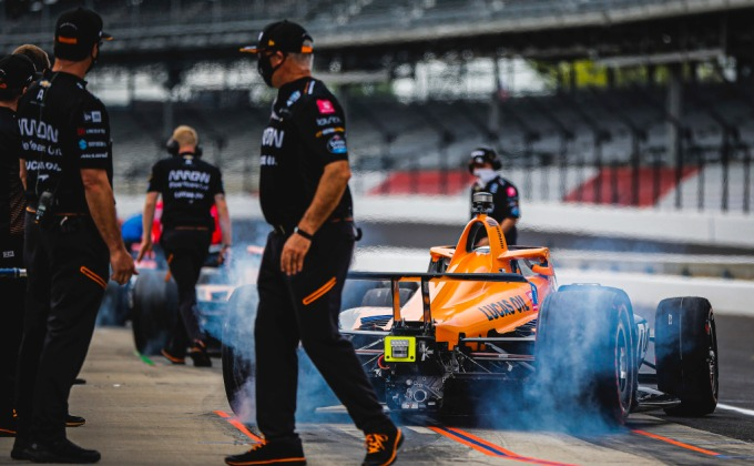 Indy 500 Trackside Recap: Carb Day