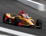 Andretti, Honda teams set early Fast Friday pace at 232mph