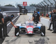 Electronic issues dogging DragonSpeed at Indy