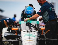 Alonso undaunted by prospects of ninth-row Indy 500 start