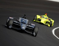 Carpenter, Chevy teams rise in Indy qualifying warm-up