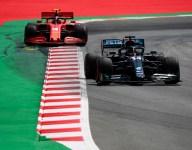 Hamilton, Mercedes beat the heat in second Spanish GP practice