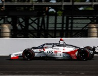 Andretti stays fast in post-qualifying Indy practice