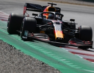Verstappen focusing on pressuring Mercedes