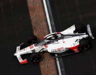 The Day at Indy, August 16, with Marco Andretti
