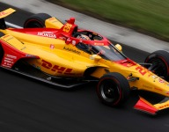 Honda flexes its high-boost muscle in Indy 500 qualifying