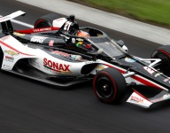 Rookie trio make headlines in Indy 500 qualifying