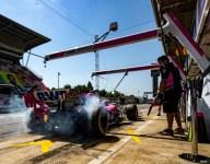 Perez eyes podium on comeback from P4