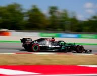 Hamilton takes 92nd pole at Spanish GP