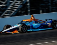 The Day At Indy, Aug 20, with JR Hildebrand