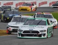 Cindric makes history with Xfinity win on Daytona road course