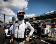 VeeKay's standout Chevy run continues in Fast Nine