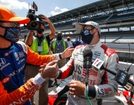 MILLER: Indy pole a long time coming for Marco and the Andrettis