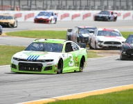 Grala finishes seventh for Richard Childress Racing in Cup debut