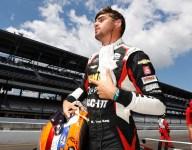 Verstappen - and Holland - cheering on VeeKay's Indy 500 effort