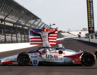 Behind the scenes of Marco Andretti's Indy 500 pole run