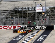 Rookie Zane Smith tames Monster Mile for second Gander Truck Series win
