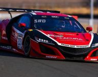 Racers Edge duo double up on GT World Challenge Sonoma poles
