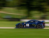 Foley/Dinan claim GT4 SprintX triumph in Road America Race 2