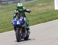 Win number six on the season for Beaubier in PittRace Superbike