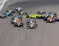 Rossi, Pagenaud title hopes derailed in WWTR startline crash