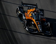 O'Ward sets the pace in WWTR practice