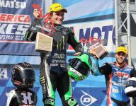 Superbike win No. 8 for Beaubier at The Ridge